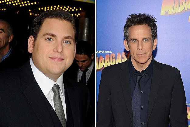 Jonah Hill, Ben Stiller