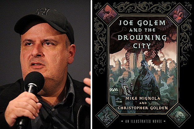 Alex Proyas, Joe Golem And The Drowning City