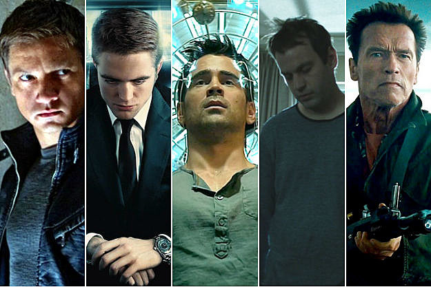 The bourne legacy cosmopolis total recall sleepwalk with me the