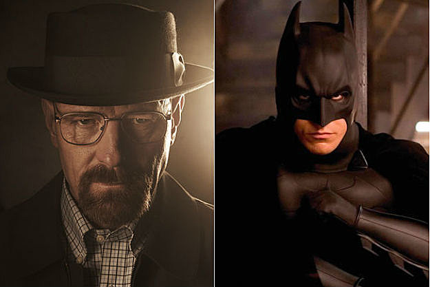 Breaking Bad, Batman Begins