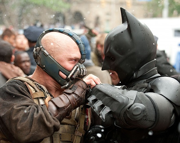 Dark Knight Rises