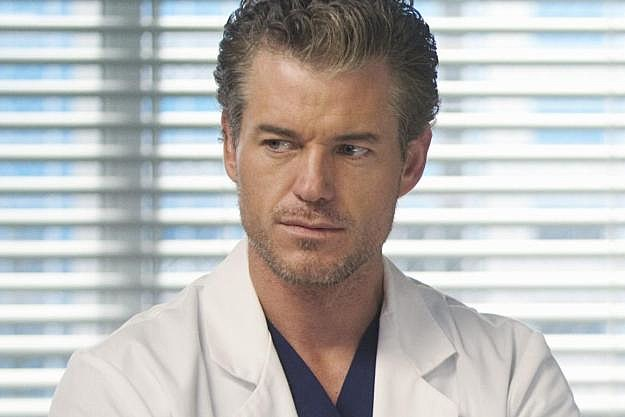 Greys Anatomy Season 9 Eric Dane