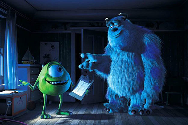 Monsters Inc Moved December