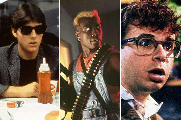Risky Business, Demolition Man, Little Shop of Horrors