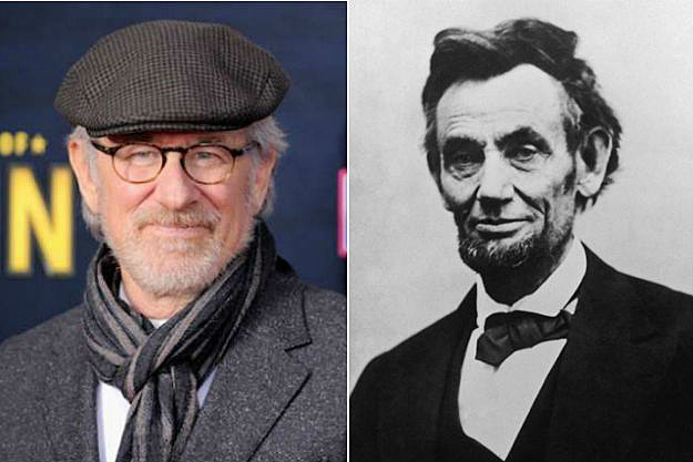 Steven Spielberg, Abraham Lincoln