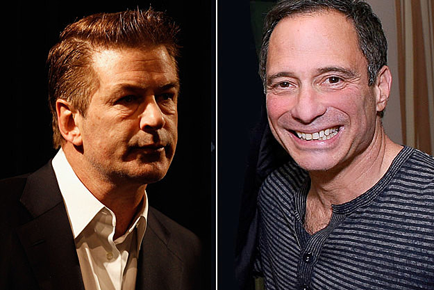 Alec Baldwin Harvey Levin