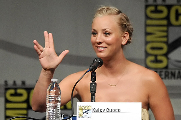 Comic-Con 2012 'The Big Bang Theory' panel