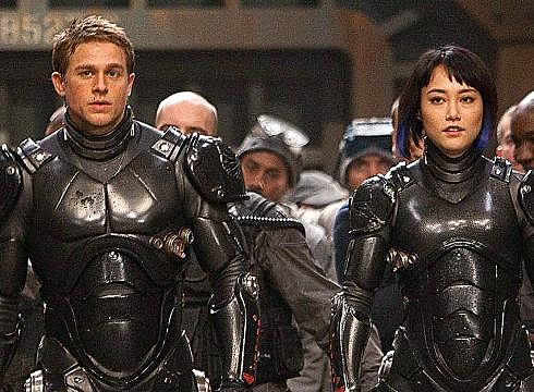 Comic-Con 2012 'Pacific Rim' photos