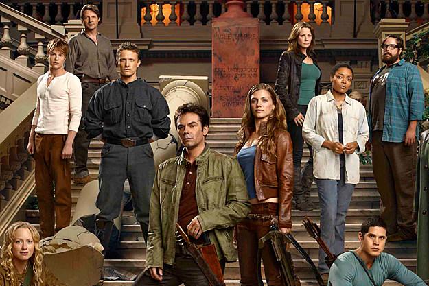 Comic-Con 2012 'Revolution' Panel