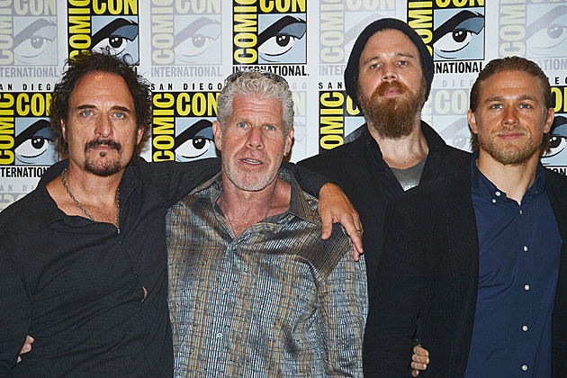 Comic-Con 2012 'Sons of Anarchy' panel