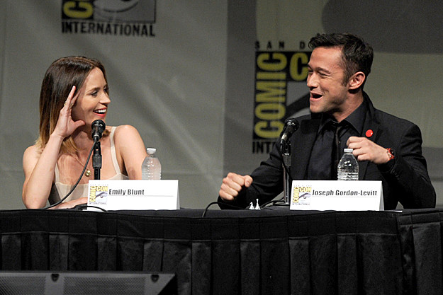 Comic-Con 2012 Sony Panel - 'Looper'