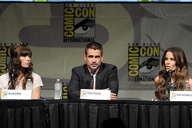 Comic-Con 2012 Sony Panel - 'Total Recall'
