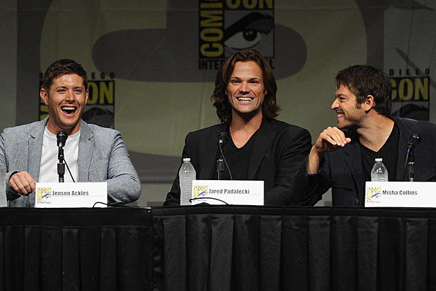 Comic-Con 2012 'Supernatural' panel