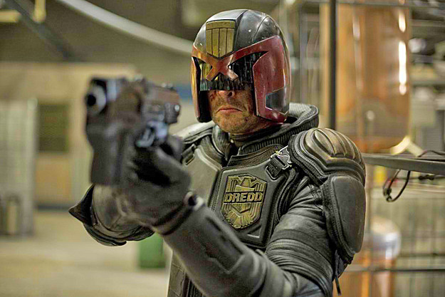 'Dredd' movie review