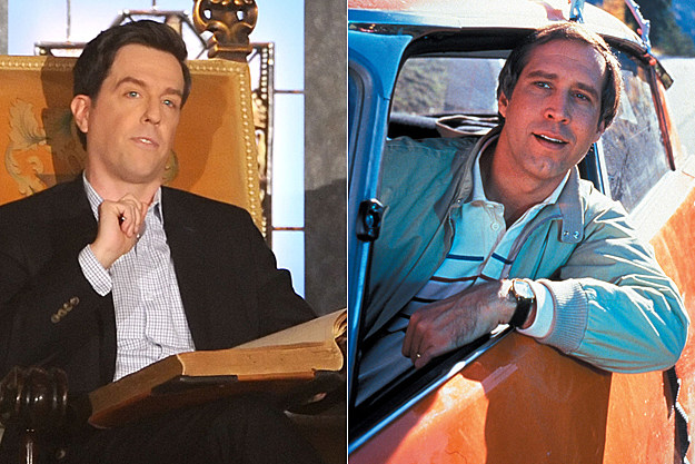 Ed Helms for 'Vacation'