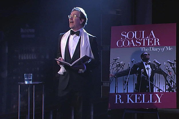 Gary Oldman reads R. Kelly on 'Jimmy Kimmel Live!'