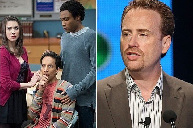Community Season 4 Bob Greenblatt