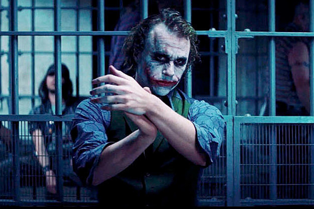 Joker Dark Knight Rises
