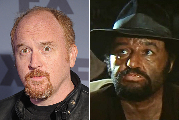 Louis C.K. + Rod Steiger