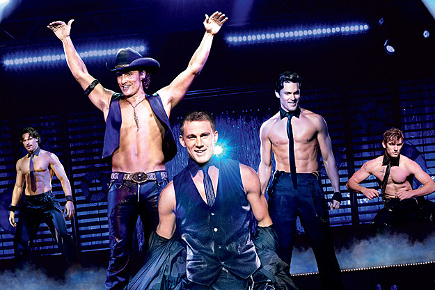 Magic Mike 2! Magic Mike 2!