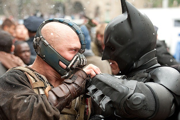 No Box Office For Dark Knight Rises