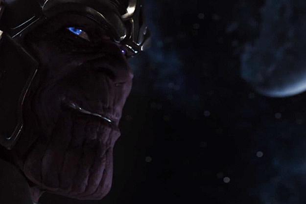The Avengers : Iron-Man, Thor, Cap... - Page 3 Thanos