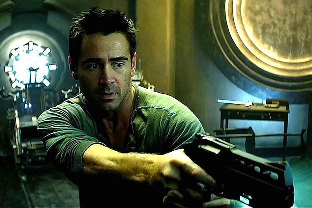 You aren't the Terminator?