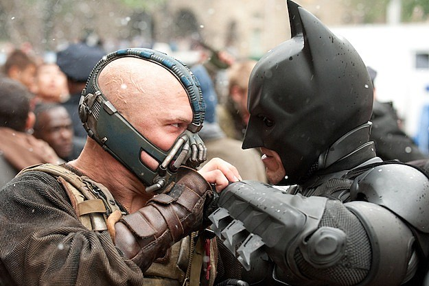 Weekend Box Office: Dark Knight Rises
