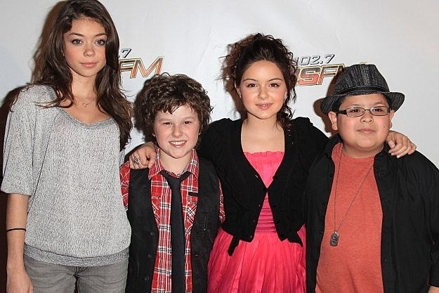 Modern Family Season 4 Child Stars