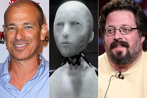 Howard Gordon Josh Friedman Robots NBC