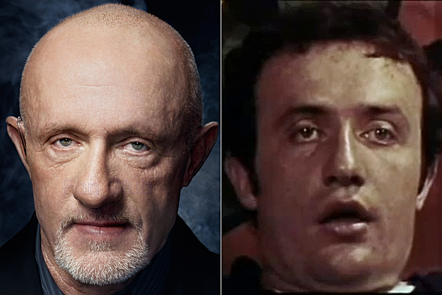 Breaking Bad Season 5 Mike Jonathan Banks Menstruation