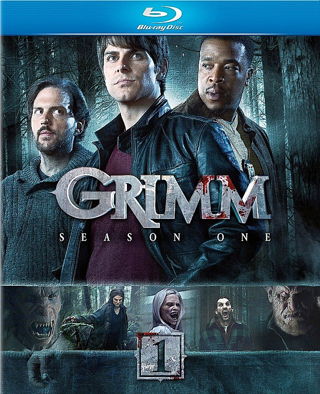 Grimm Season 1 Blu Ray