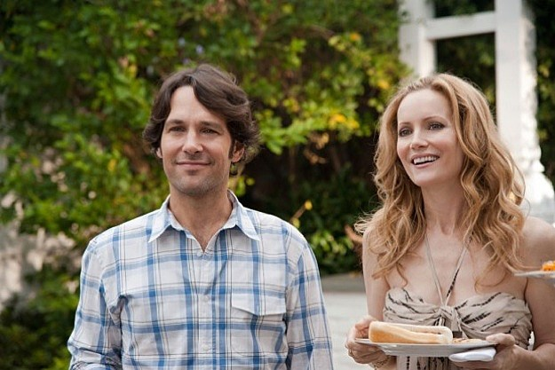 Paul Rudd, Leslie Mann
