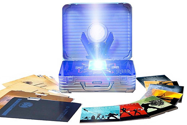 The Avengers Box Set