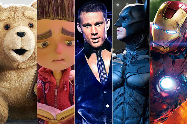 Best + Worst Summer 2012 Movies