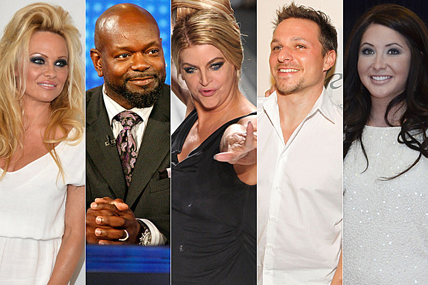 'Dancing with the Stars' season 15 cast