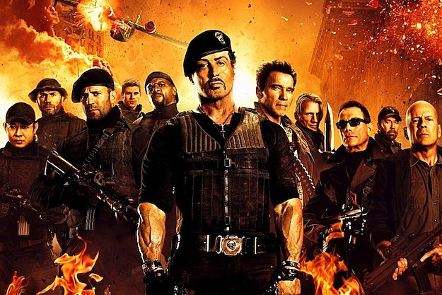 Weekend Box Office: Expendables 2