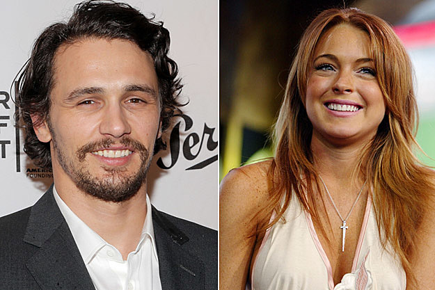 James Franco Lindsay Lohan