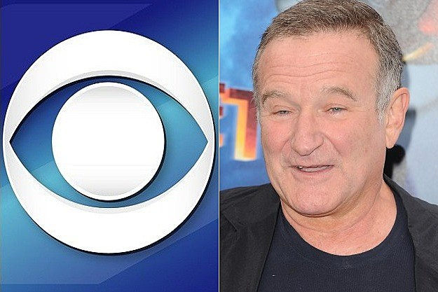 Robin Williams TV CBS