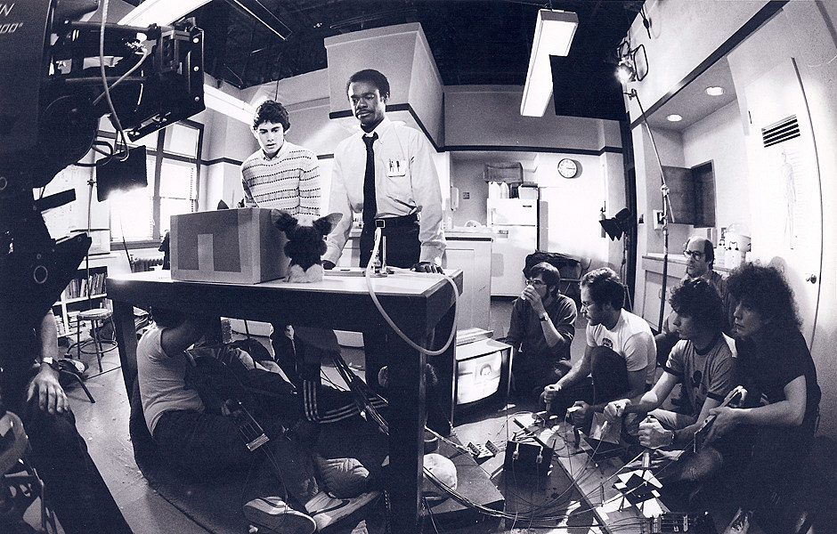 'Gremlins' Behind the Scenes