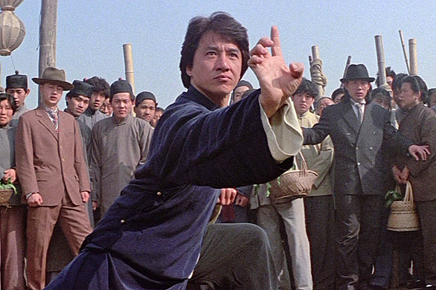 No. 8: Jackie Chan -- Top Action Movie Stars