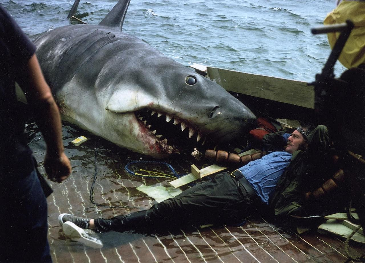 'Jaws' Behind the Scenes