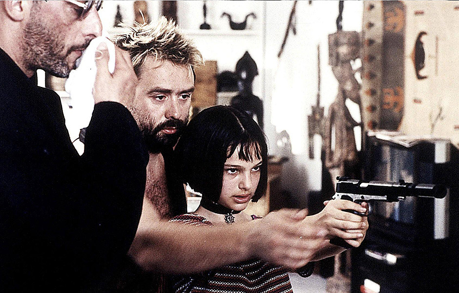 'Leon: The Professional' Behind the Scenes