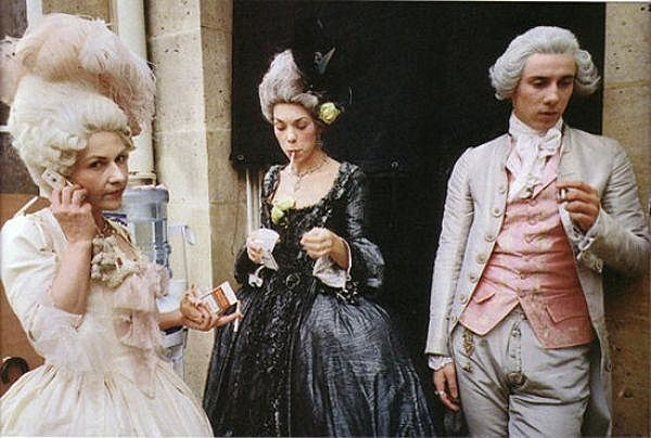 'Marie Antoinette' Behind the Scenes