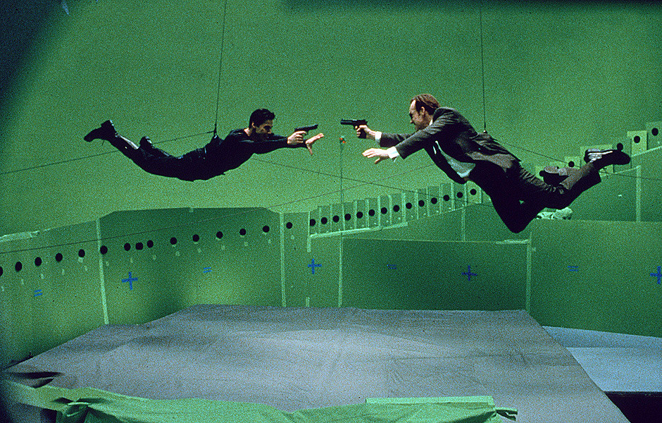 'The Matrix' Behind the Scenes
