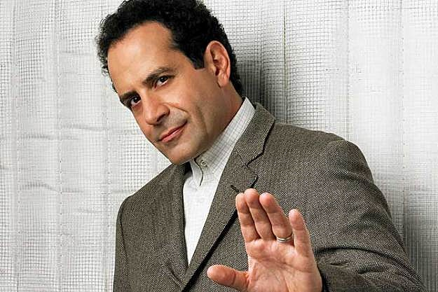 CBS Tony Shalhoub Ex Men