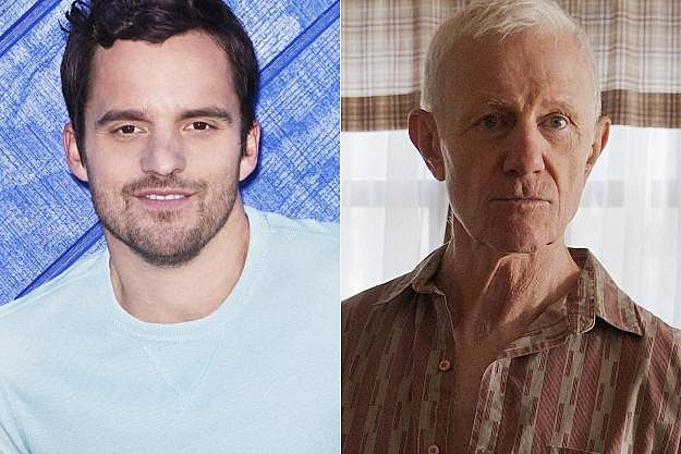 New Girl Season 2 Raymond Barry