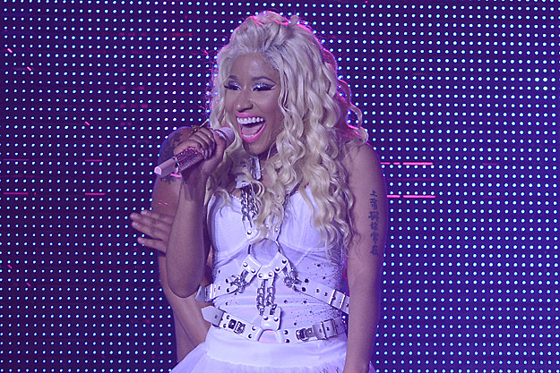 Nicki Minaj joins 'American Idol'