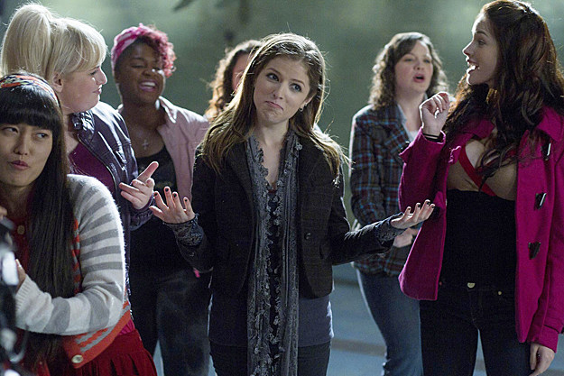 'Pitch Perfect' Contest