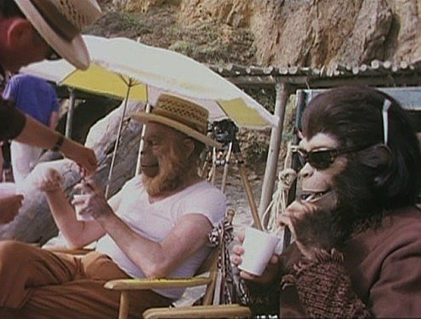 'Planet of the Apes' Behind the Scenes